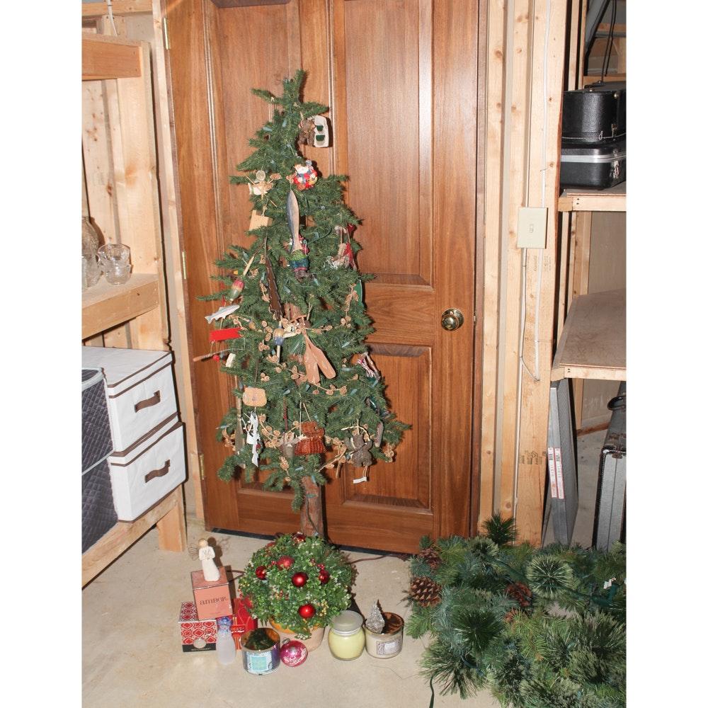 Christmas Garland and Decor