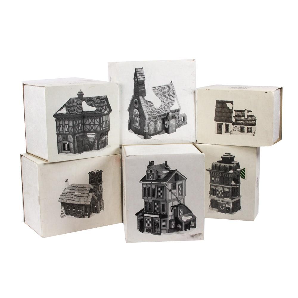 "Department 56 ""Dickens' Village Series"" Figurines"