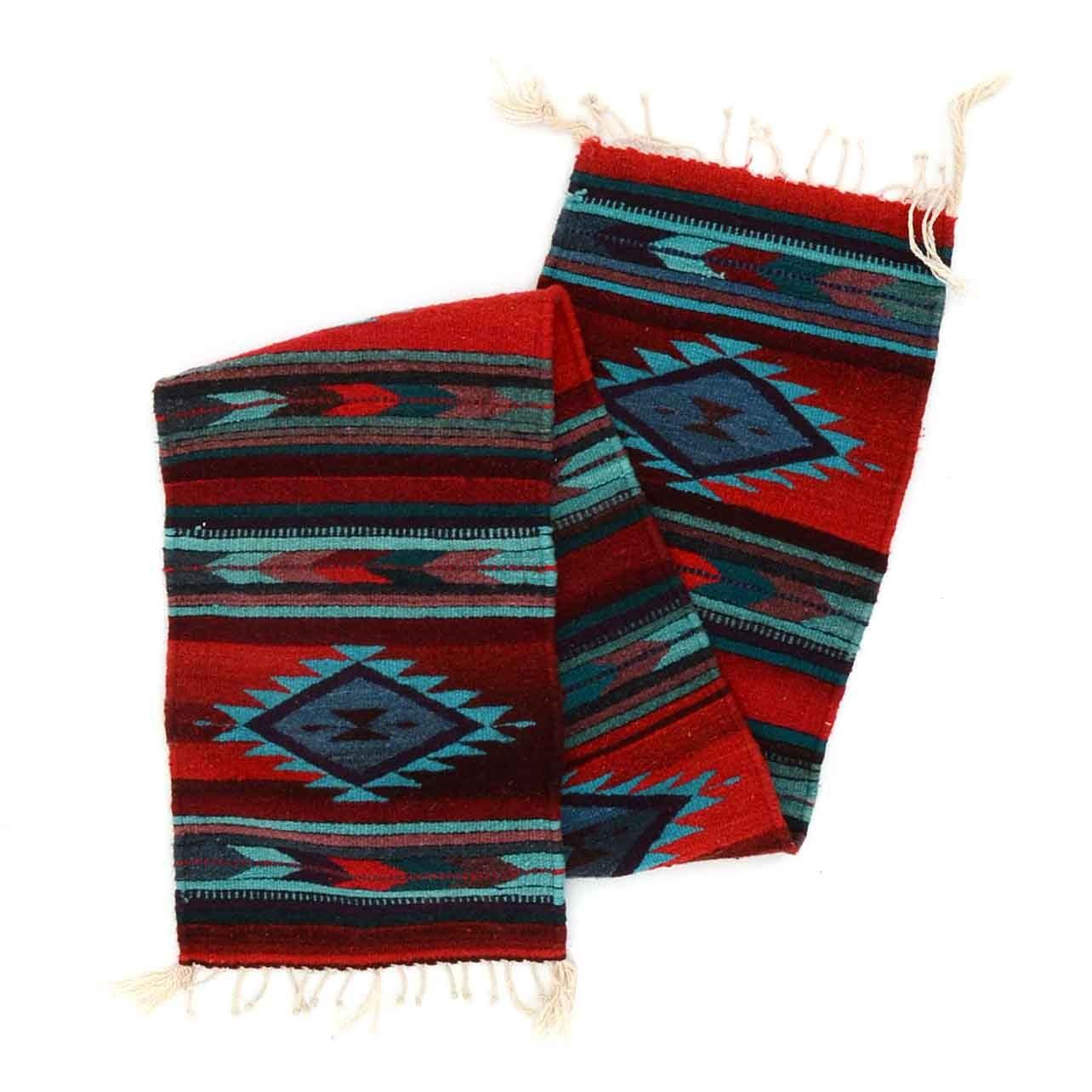 Hand Woven Southwestern Textile Runner