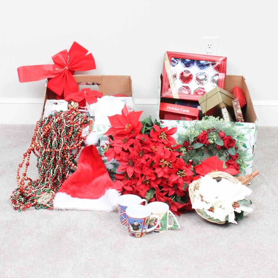 Wedgwood and More Festive Christmas Decor