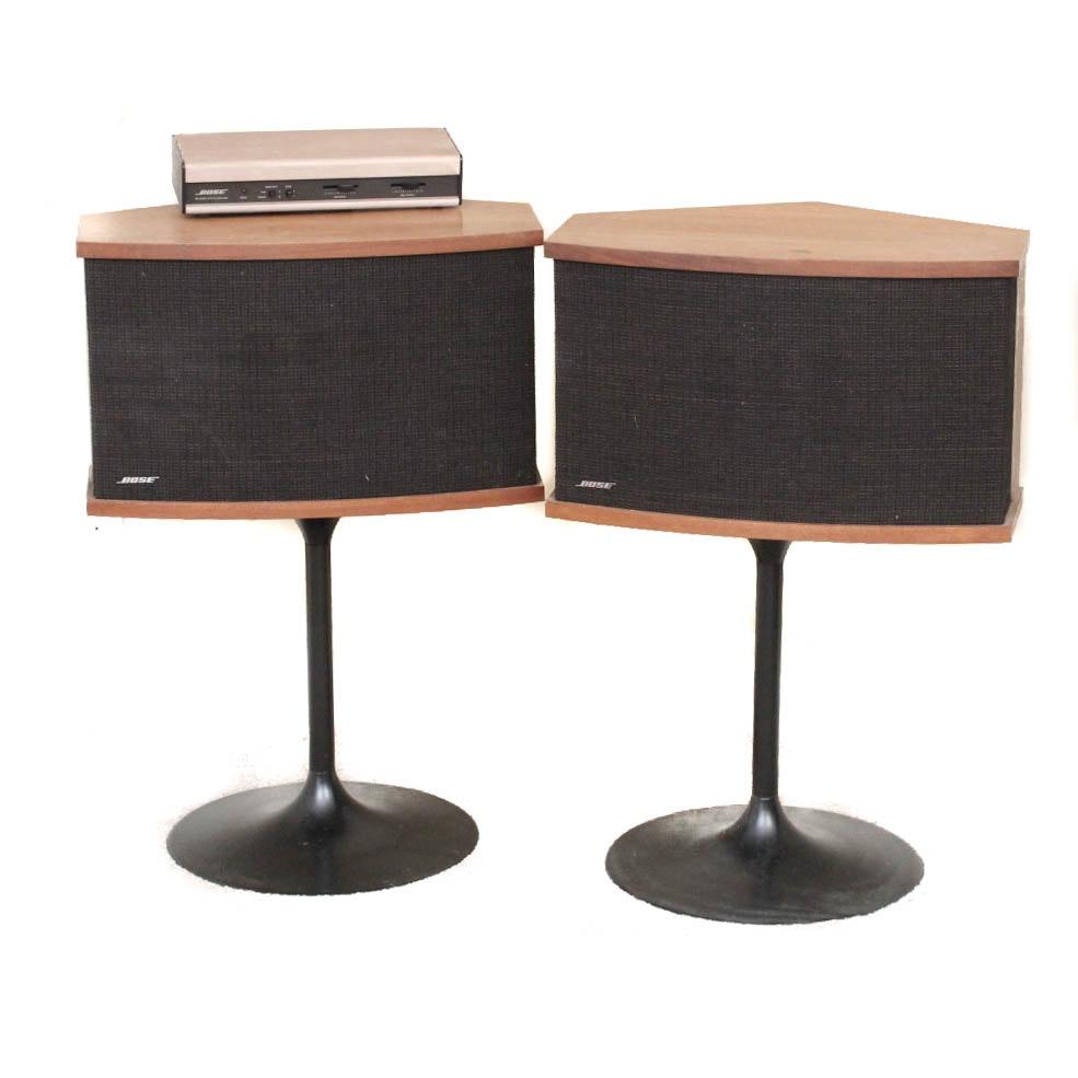 Bose Speakers 901 Series VI