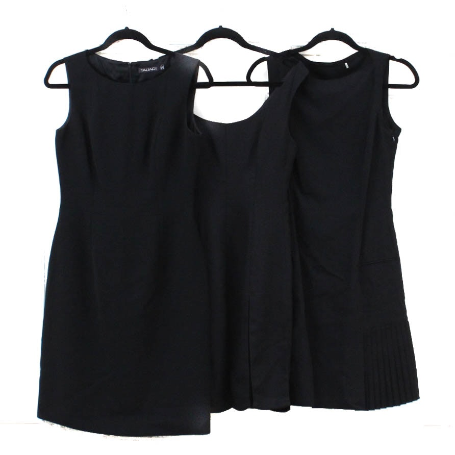 Little Black Dresses Featuring Elie Tahari