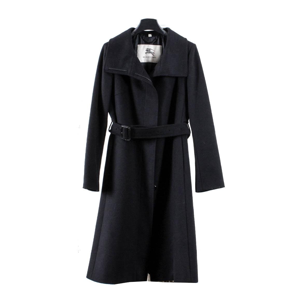 Women's Burberry Wool Coat