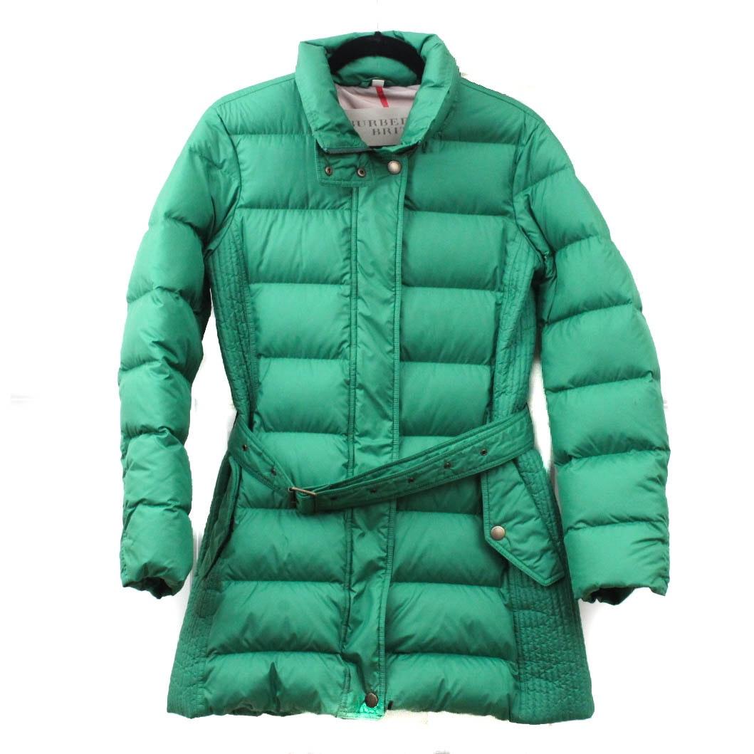 Women's Burberry Brit Puffer Coat