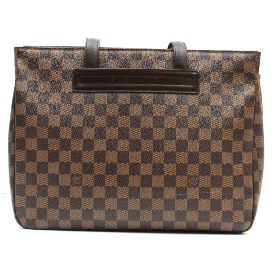 Louis Vuitton Damier Ebene Canvas Parioli PM Tote