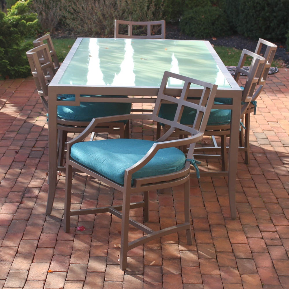 Lane Venture Patio Table with Chairs