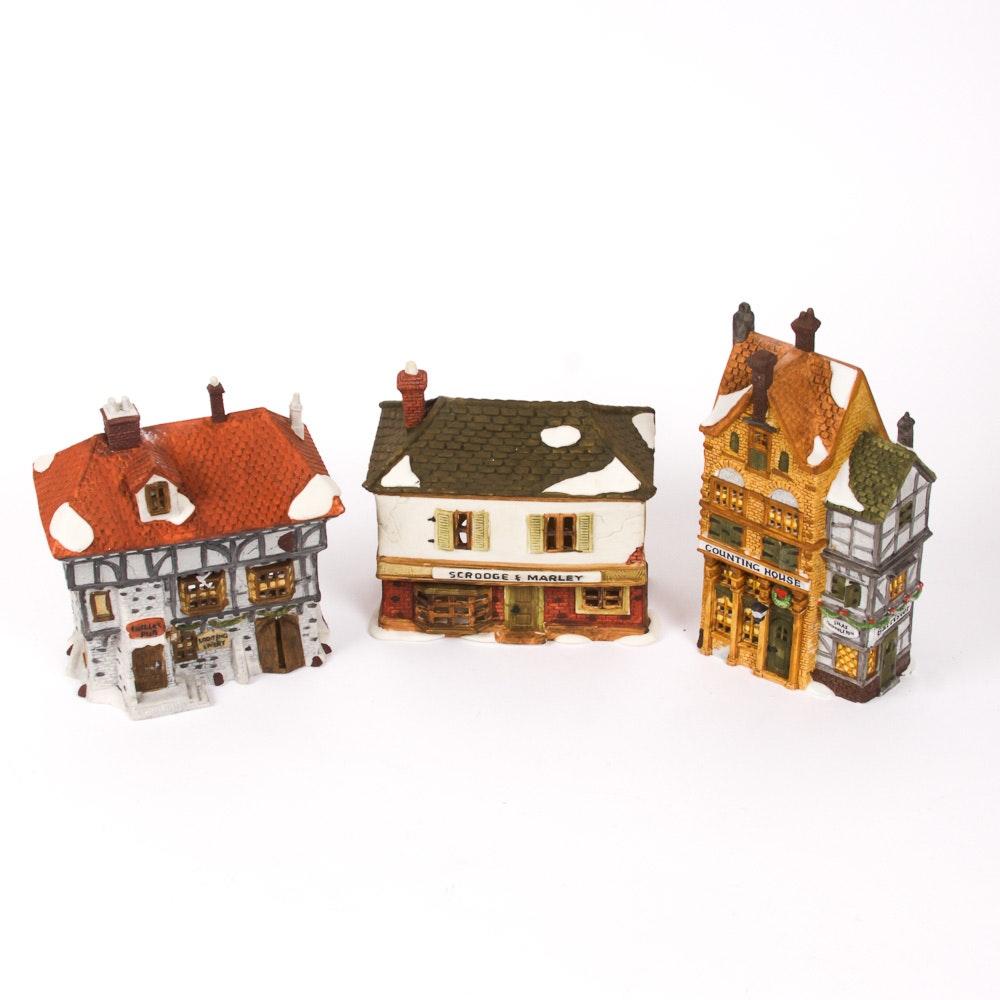 Heritage Village Figurines