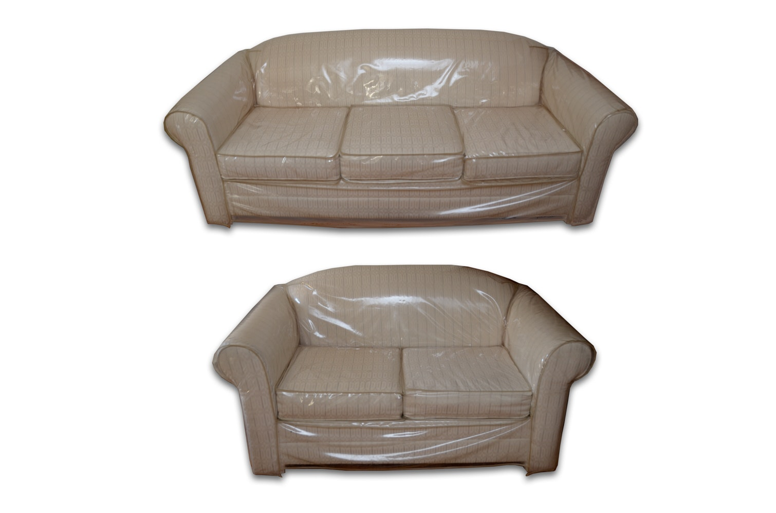 Vintage Sofa and Loveseat by Alexvale Furniture Inc.