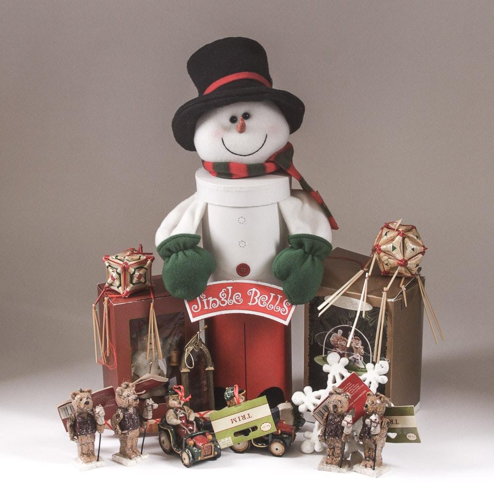 Christmas Holiday Decor Assortment