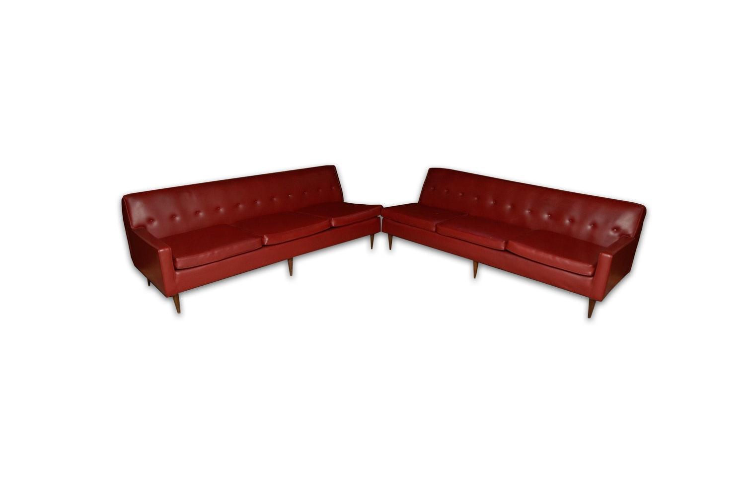 Mid Century Modern Sofas by Irwin Industries Inc.