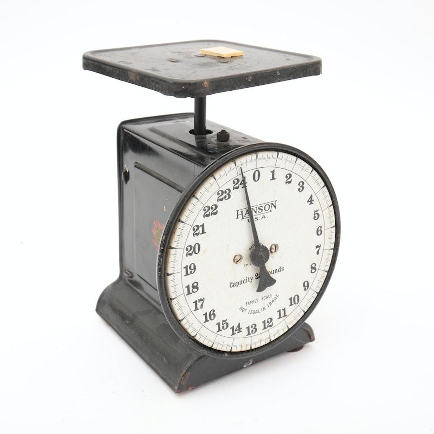 Vintage Hanson Scale Ebth