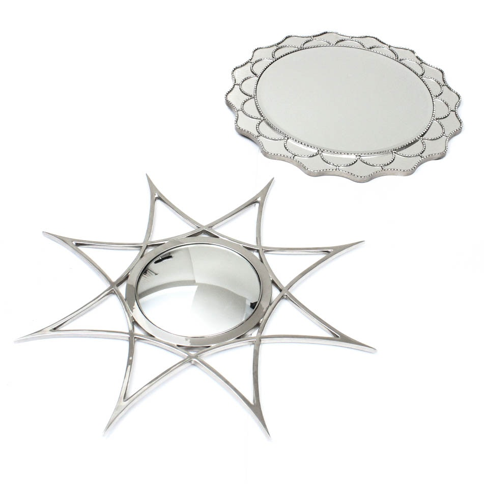 Decorative Wall Mirrors Featuring Global Views