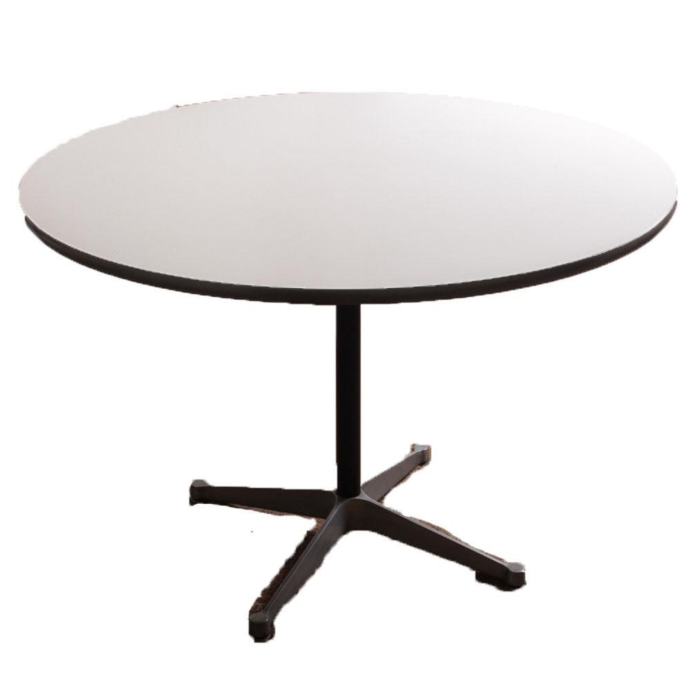 Eames for Herman Miller Circular Dining Table