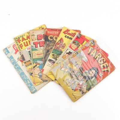Vintage Fashion, Collectibles, Décor & More