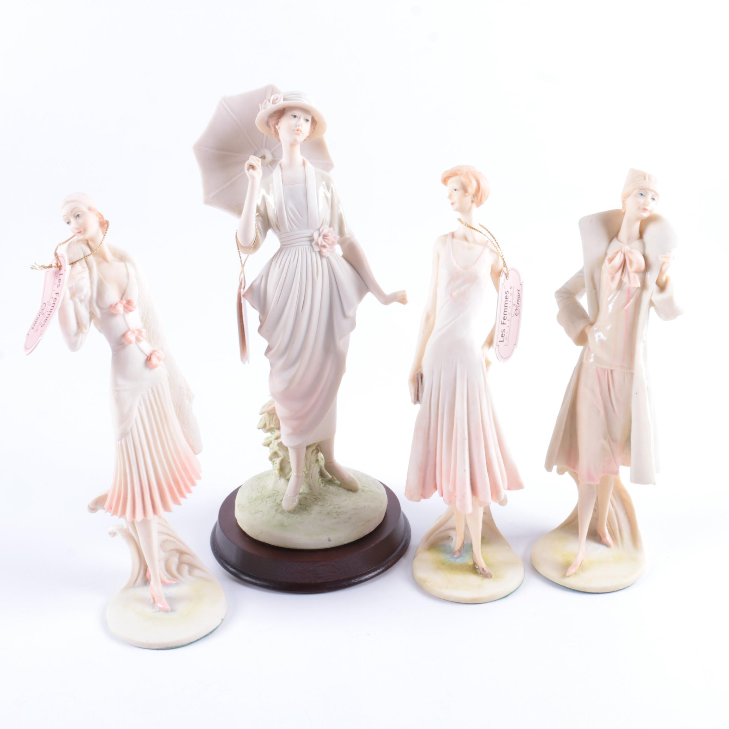 "Arnart ""Les Femmes Collection"" Figurines"