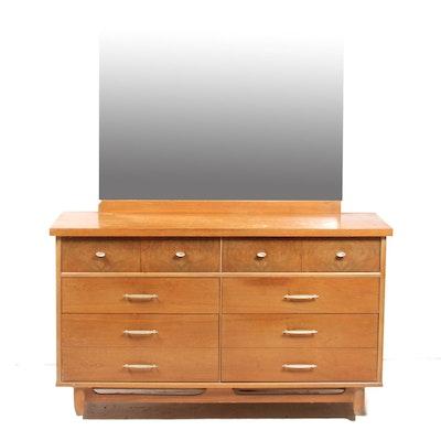 Willett Furniture Cherry Dresser Ebth