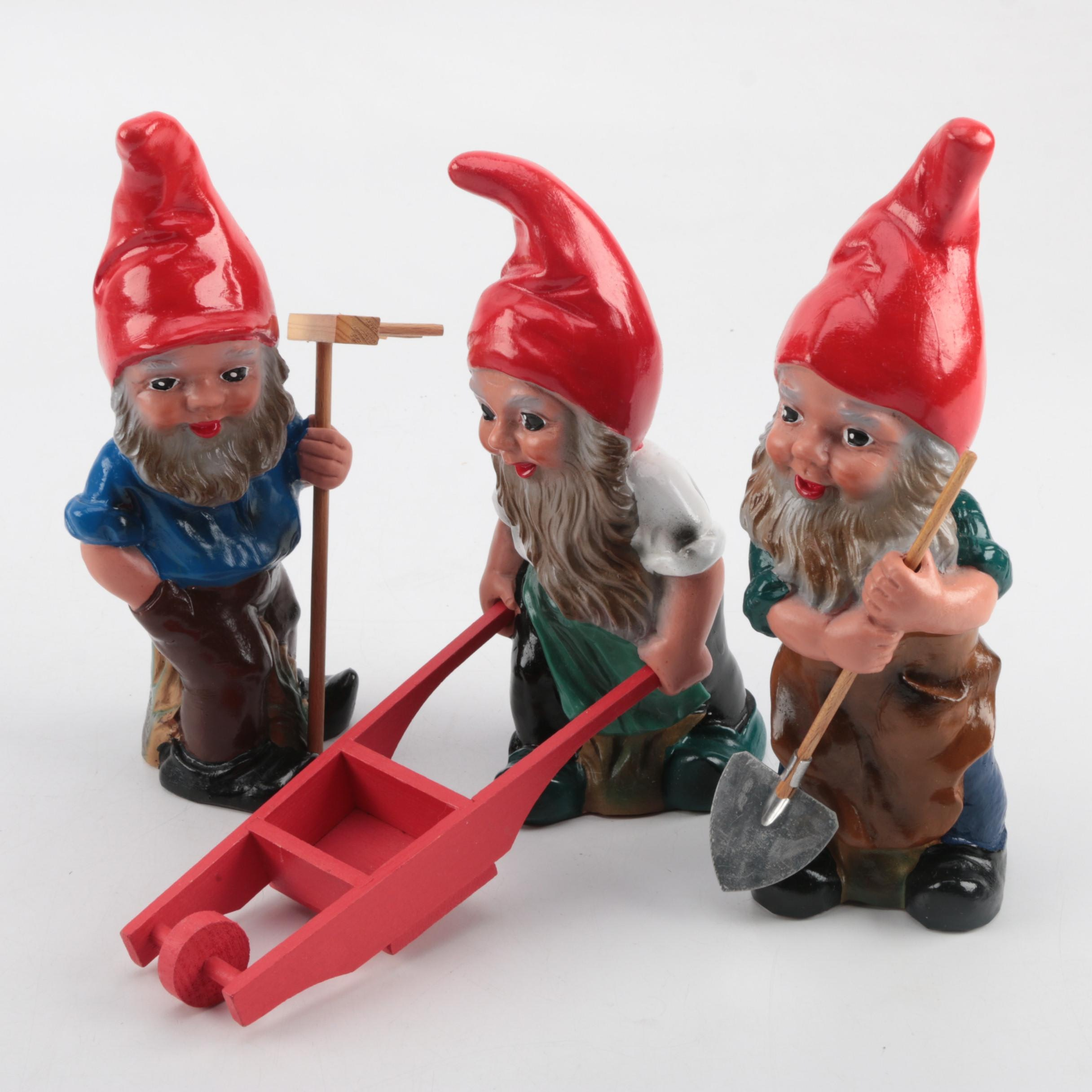 Heissner Garden Gnomes
