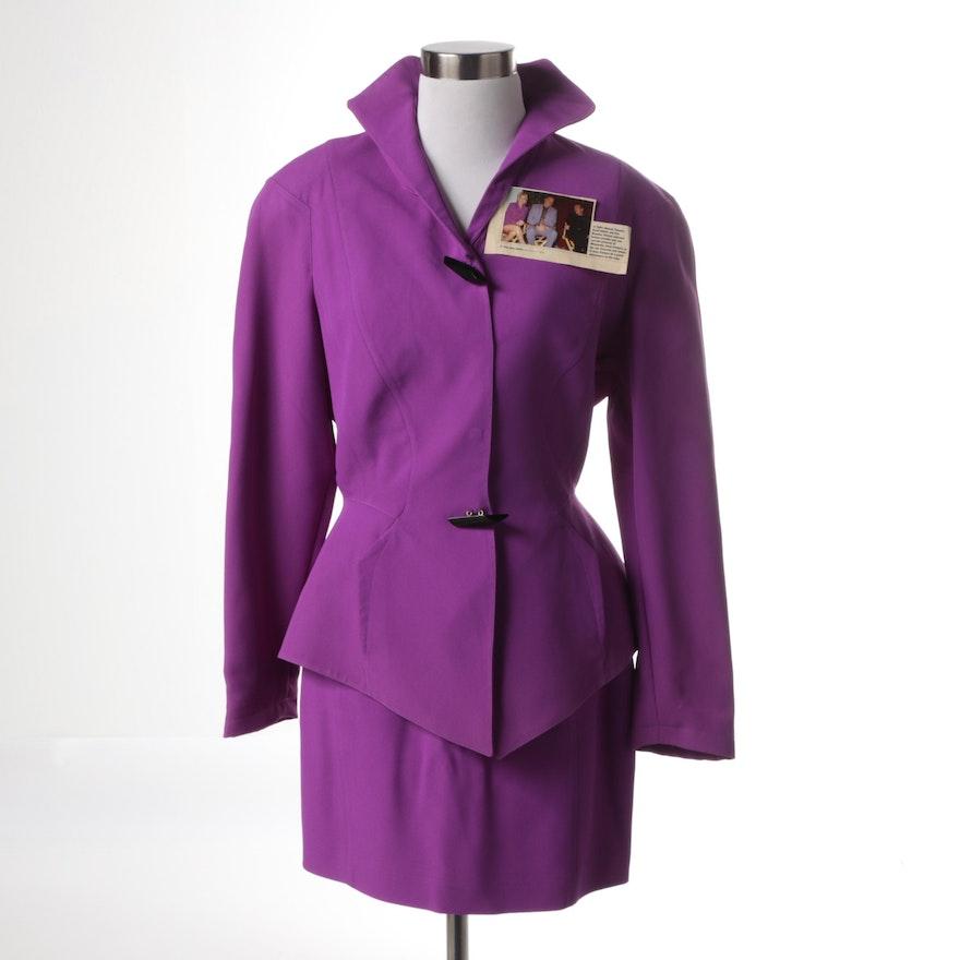 Women's Thierry Mugler Suit