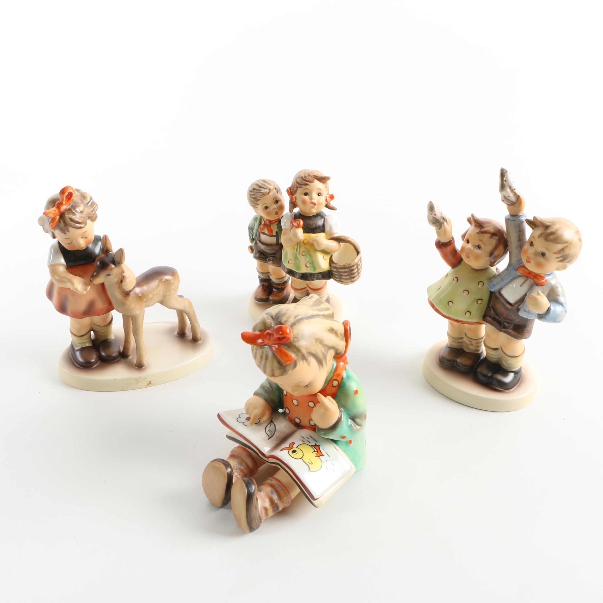 Goebel Hummel Porcelain Figurines