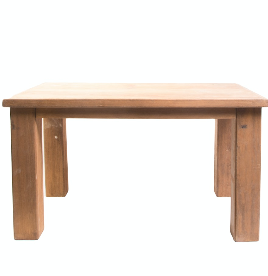 Mission style coffee table ebth mission style coffee table geotapseo Image collections