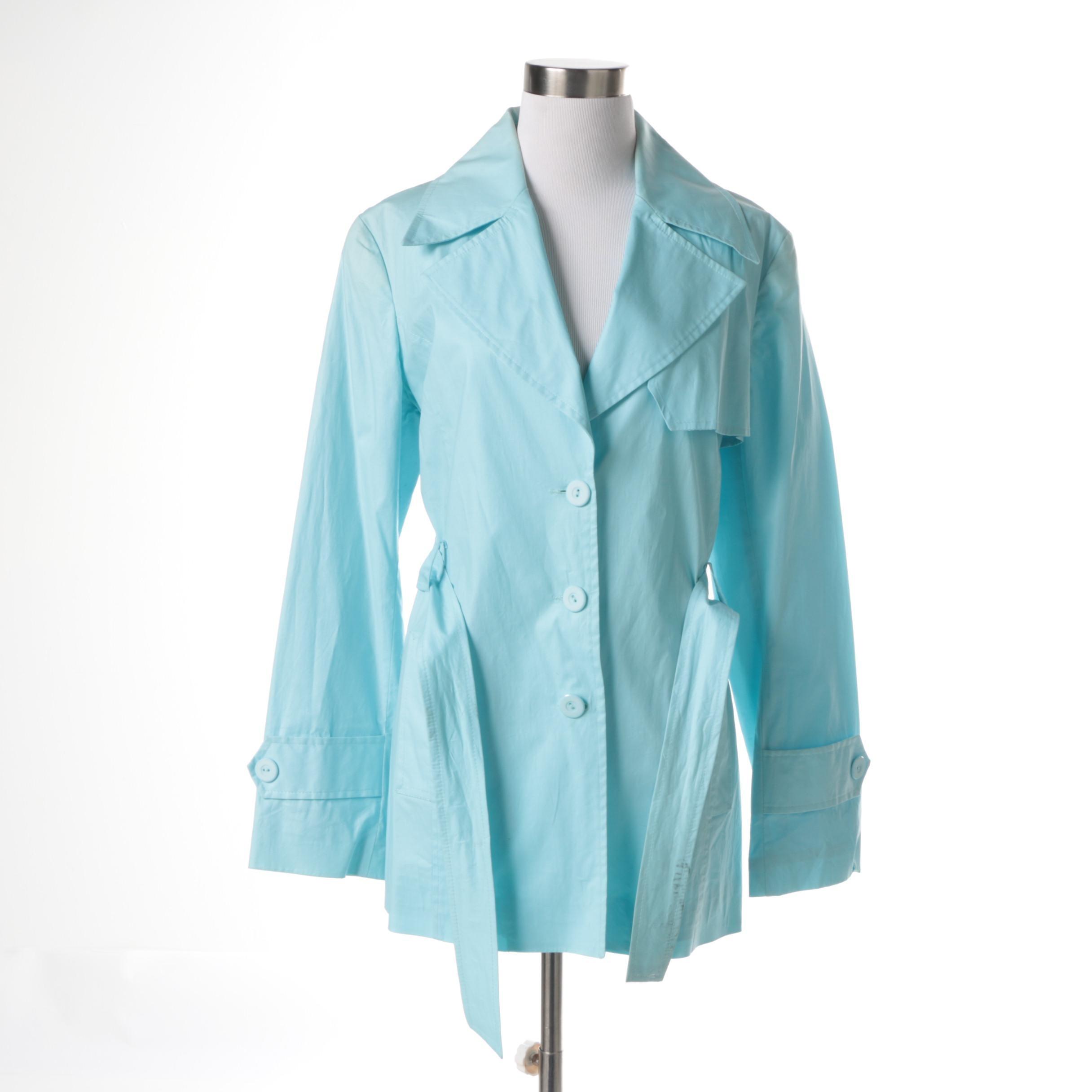 Women's Mode Machine Cotton Blend Jacket