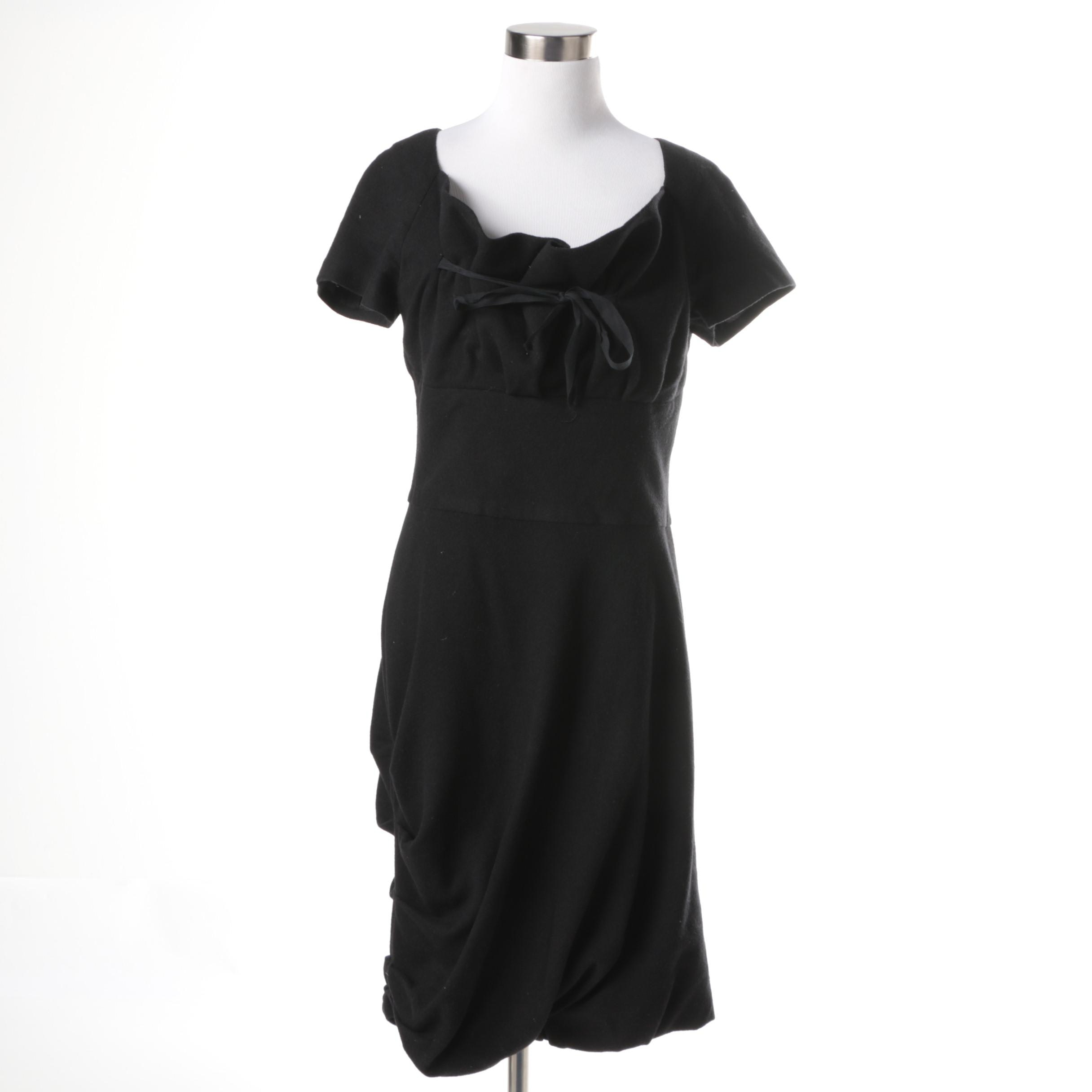 Vera Wang Black Dress