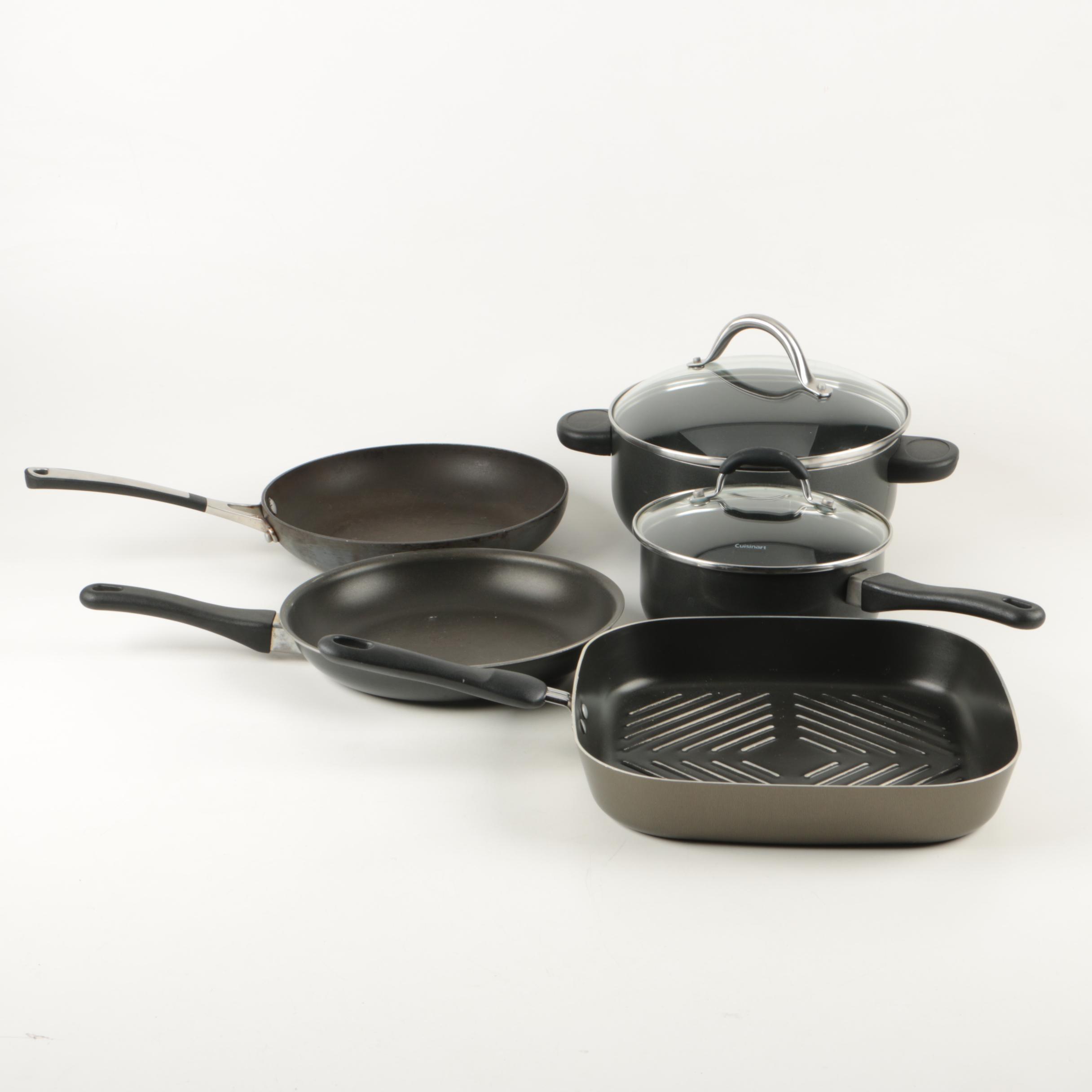 Cookware Including Cuisinart