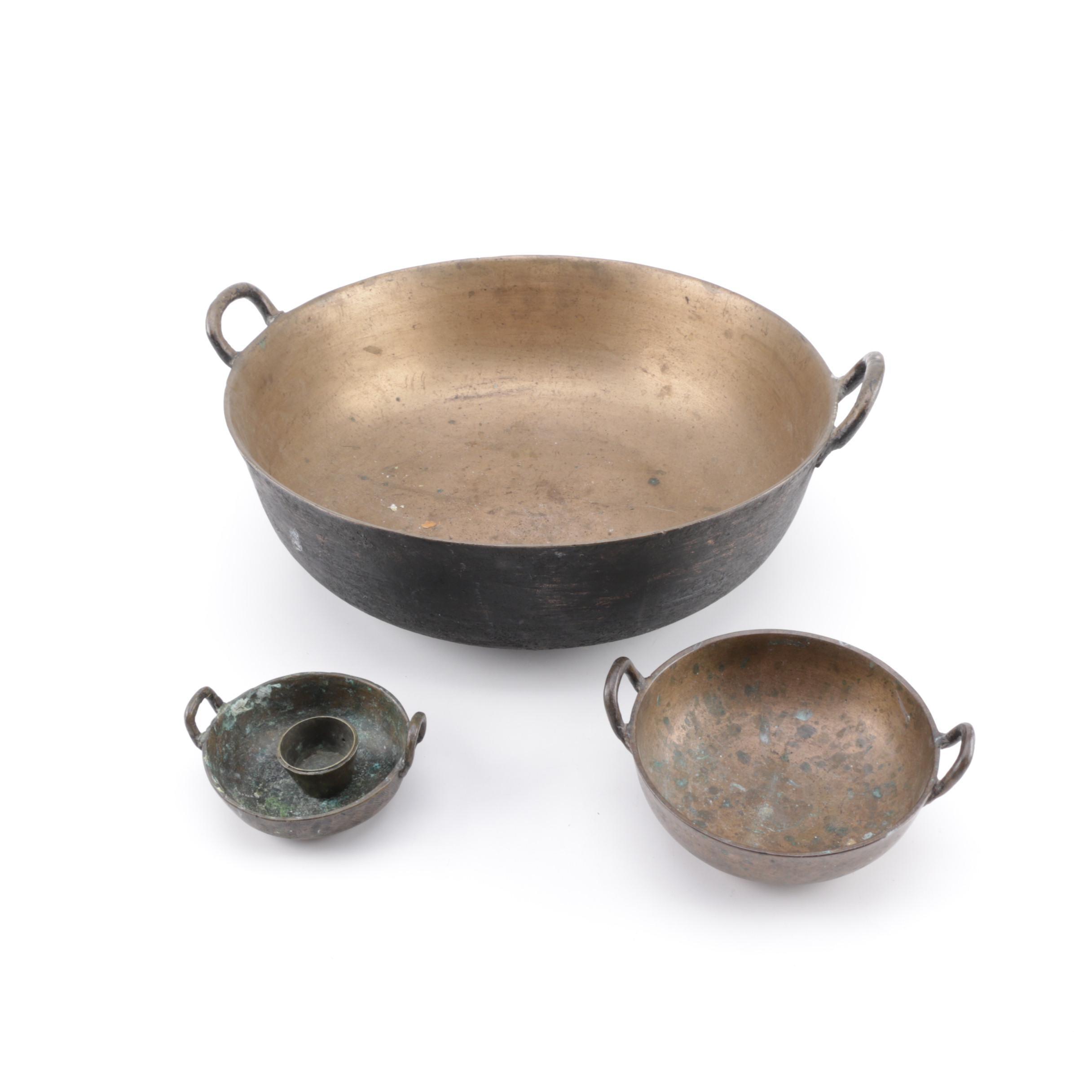 Vintage Metal Cookware