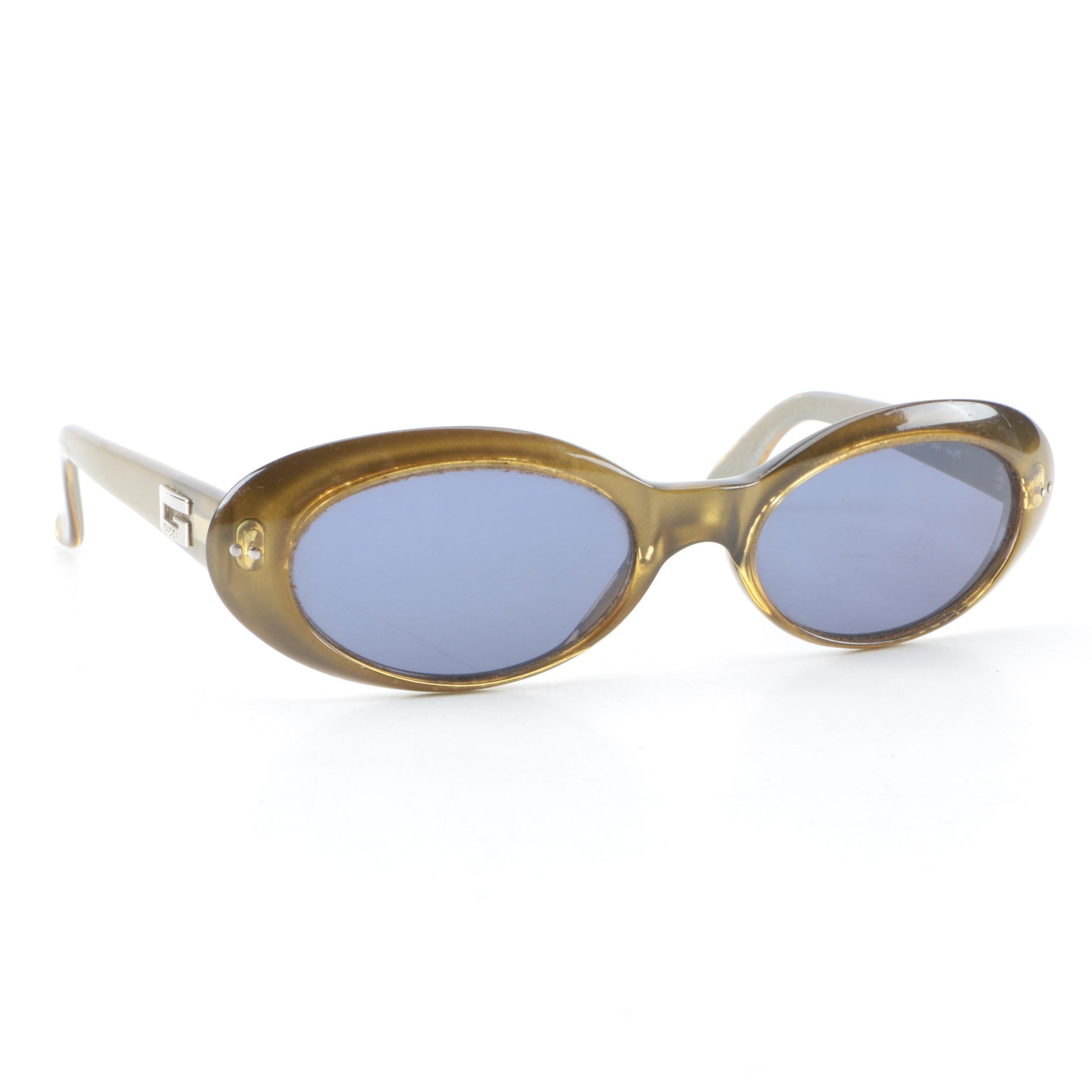 Gucci GG2413 Cat Eye Sunglasses