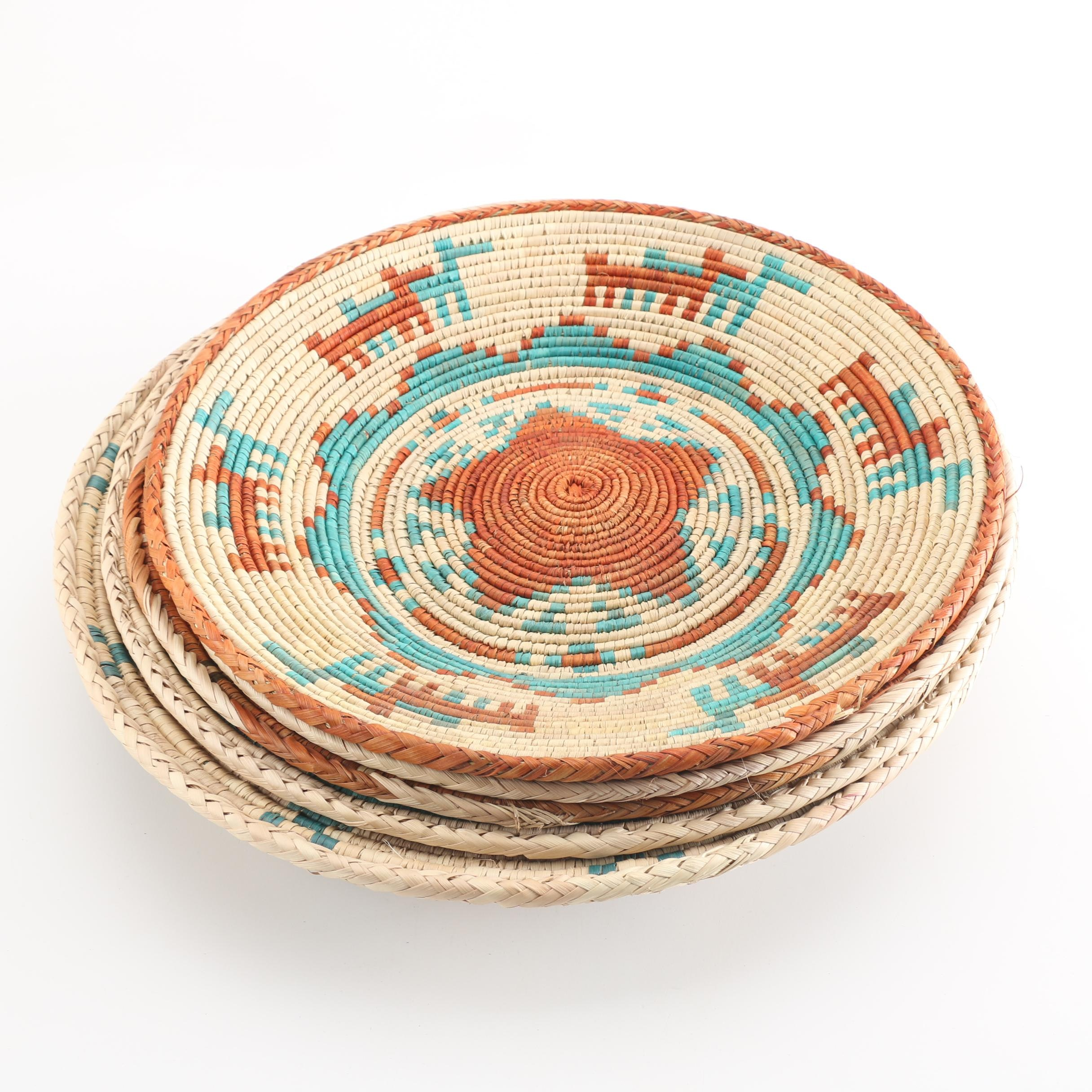 Southwest Style Handwoven Baskets