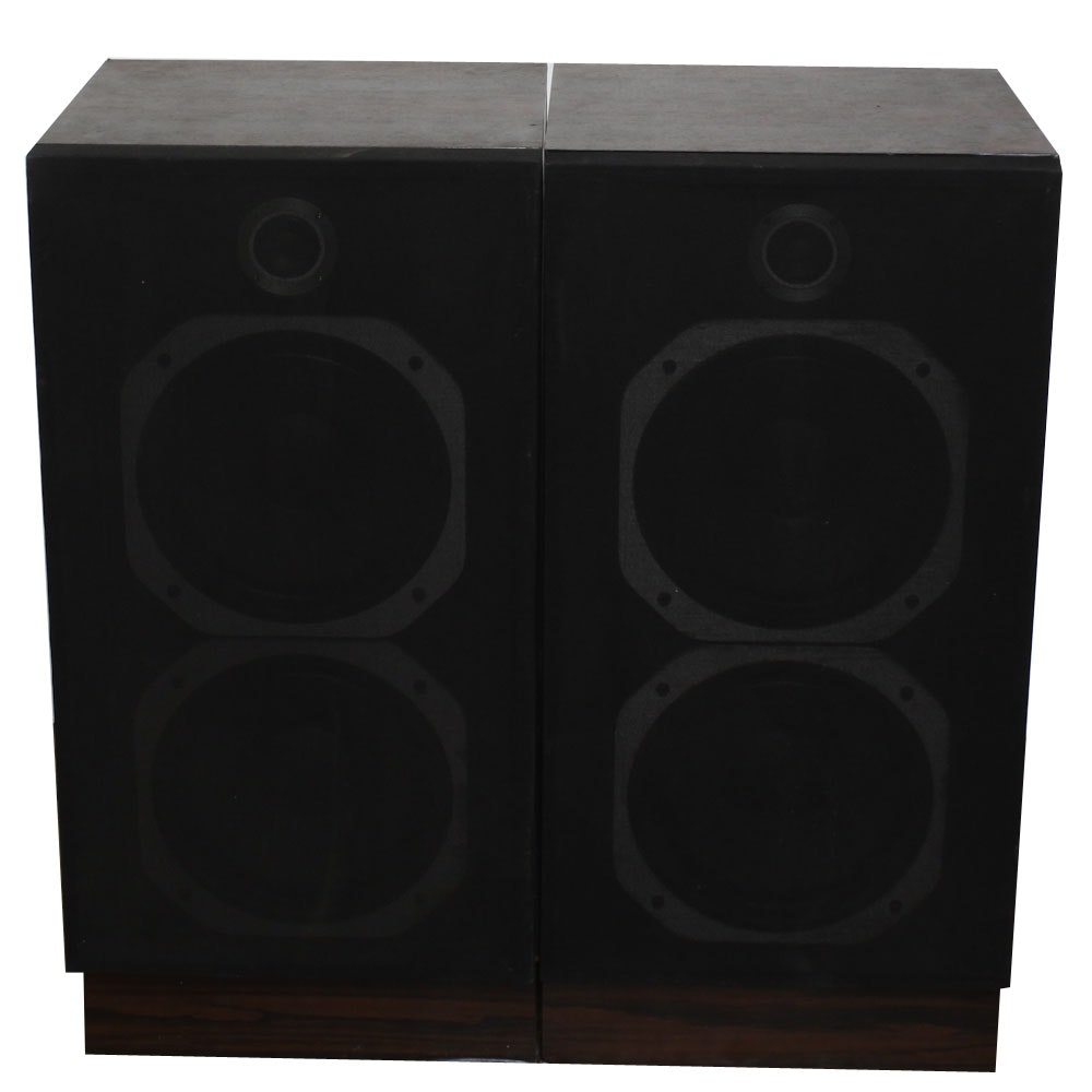 Pair of MGA Tower Speakers