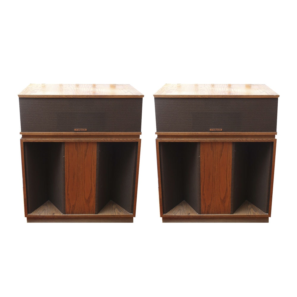 Pair of Klipsch Speakers