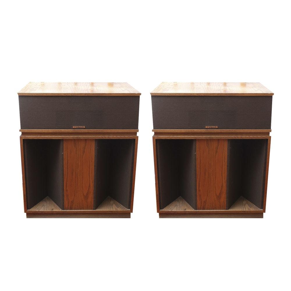 Pair of Klipsch Speakers