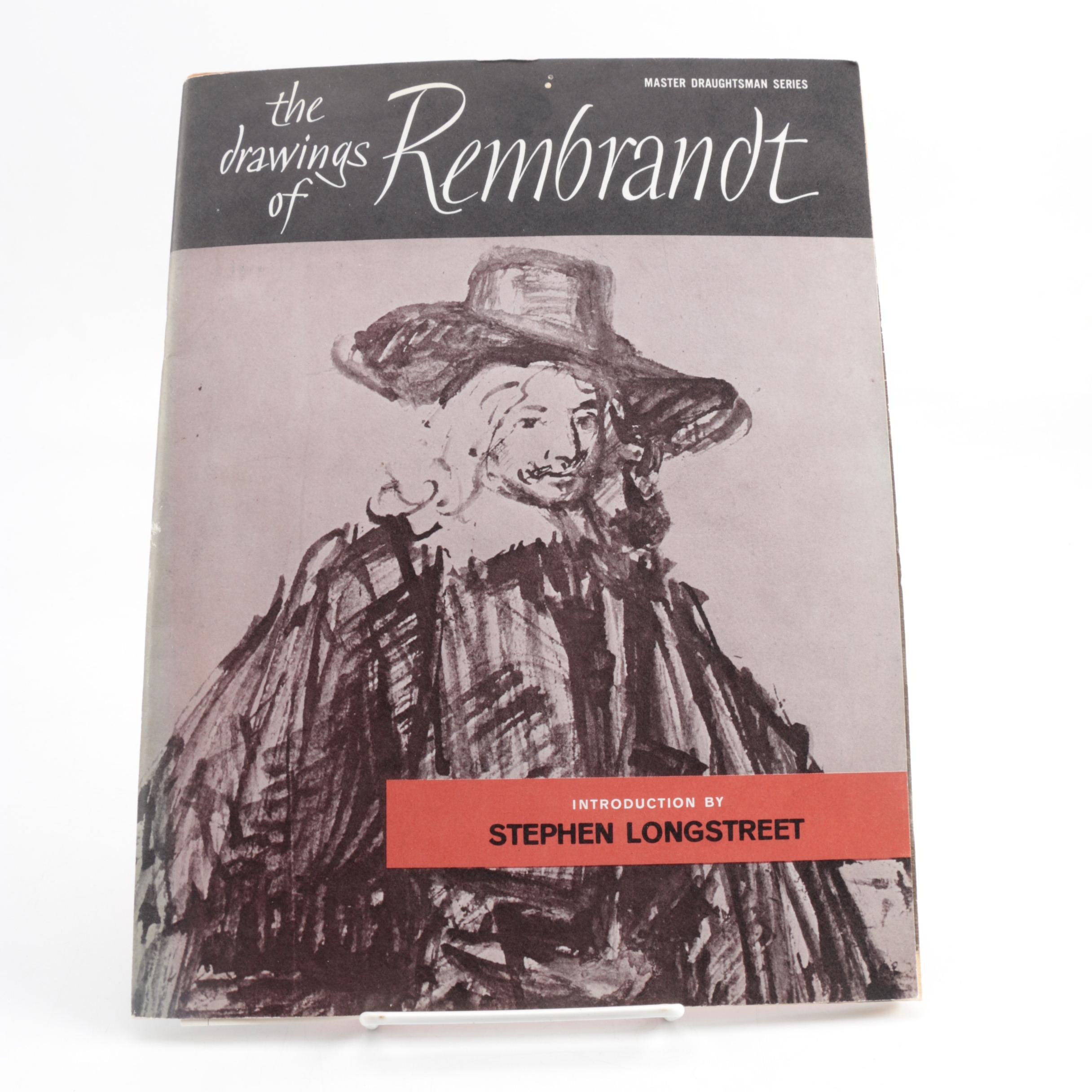 "1963 ""The Drawings of Rembrandt"""
