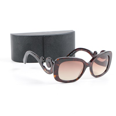 Prada Prescription Sunglasses with Case