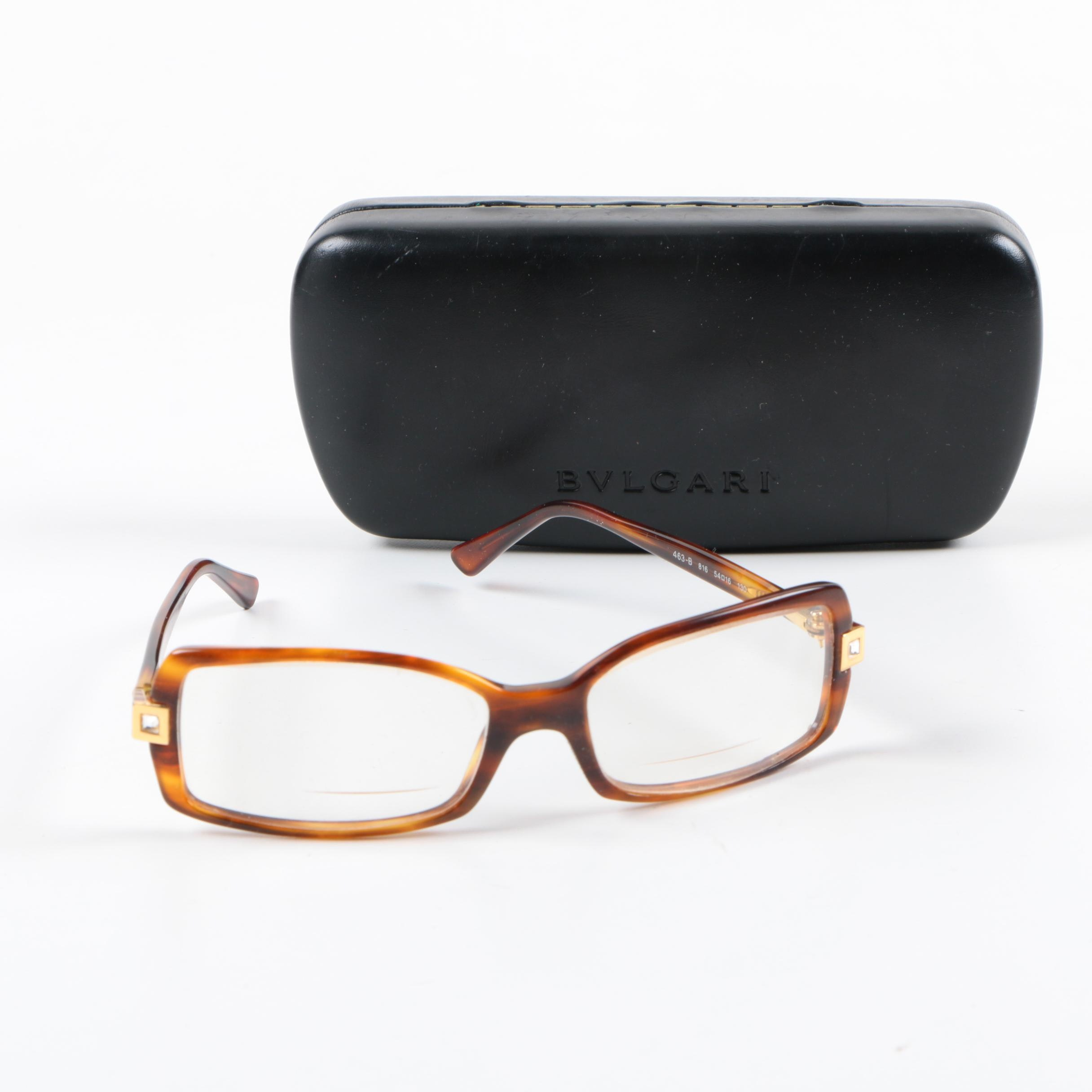 Bvlgari Eyeglasses