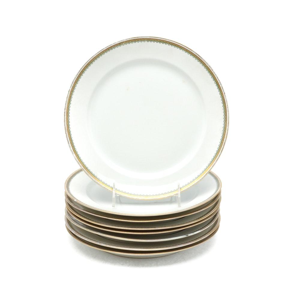 Set of Vintage Haviland Limoges Dinner Plates ...  sc 1 st  EBTH.com & Set of Vintage Haviland Limoges Dinner Plates : EBTH