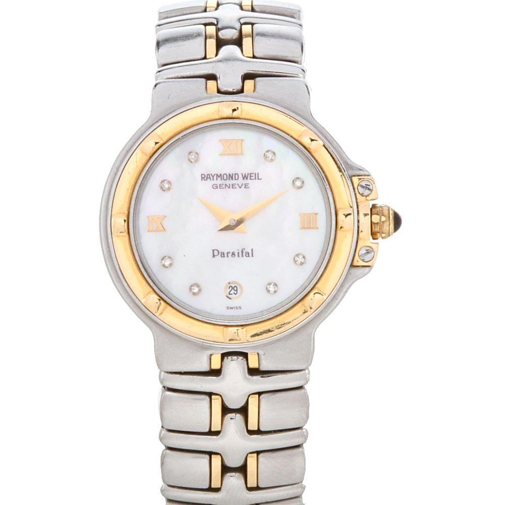 """Raymond Weil Geneve """"Parsifal"""" Swiss Wristwatch"""