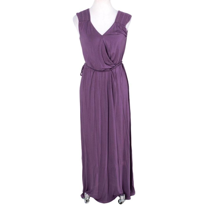 Avaleigh Grecian Style Maxi Dress : EBTH