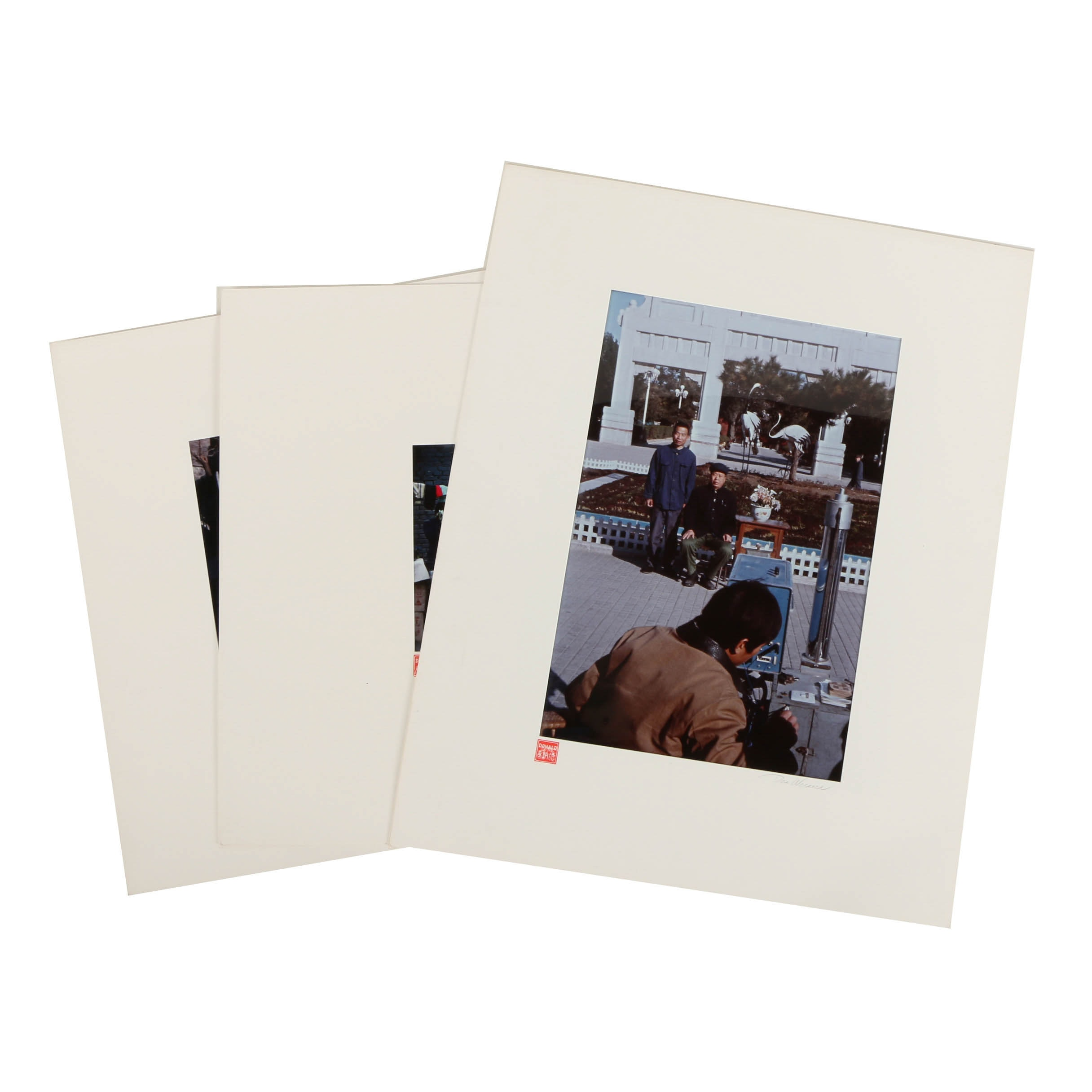 Collection of Don Werner Color Photographs on Paper