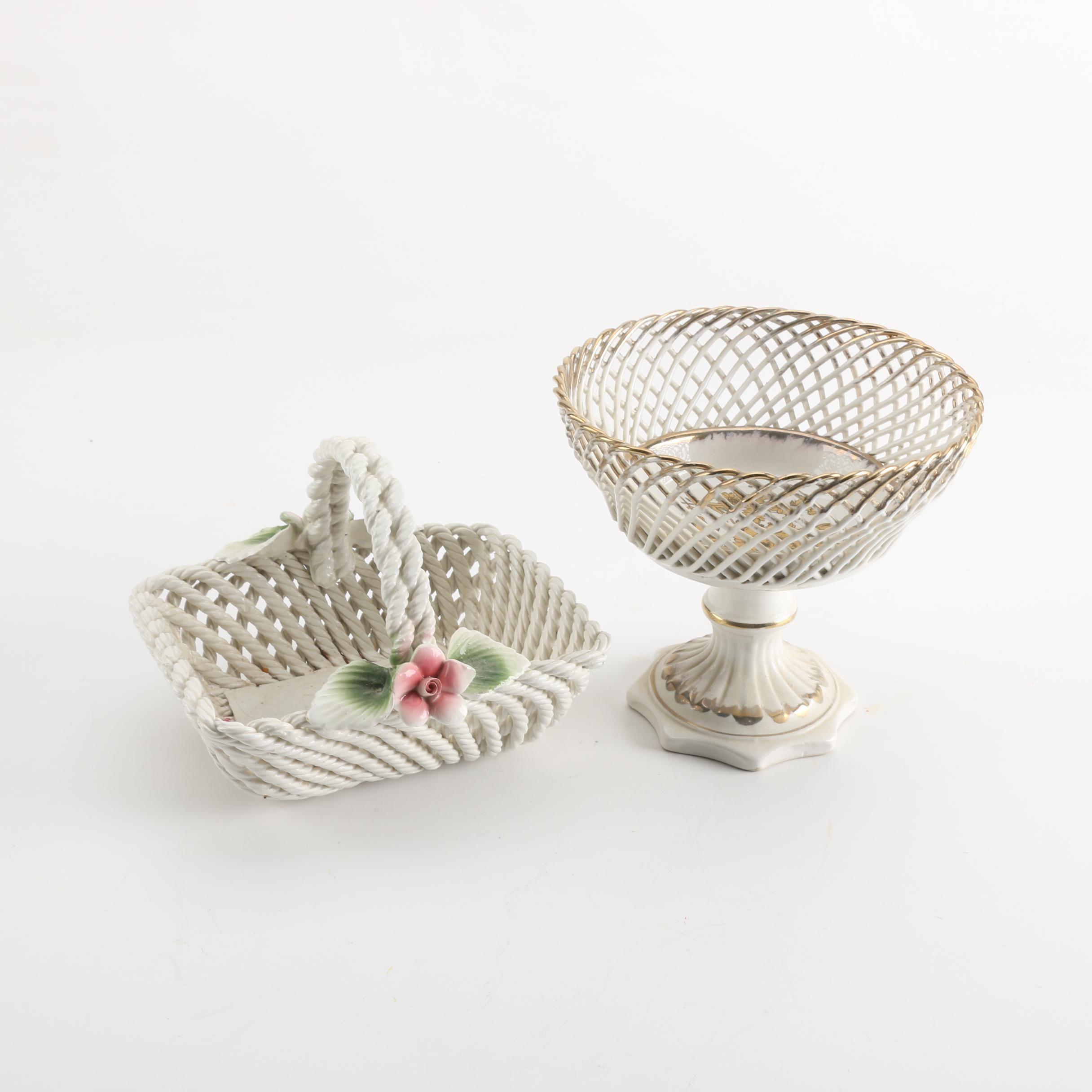 Ceramic Decor Featuring Lamzarin