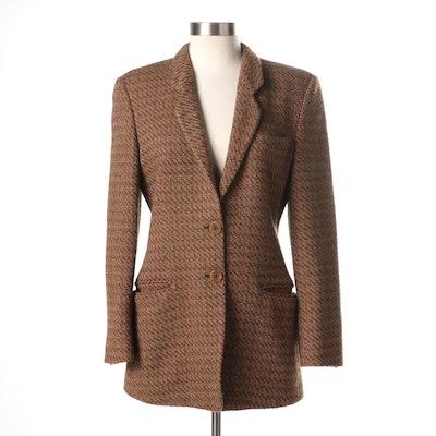 Women's Giorgio Armani Le Collezioni Tweed Blazer