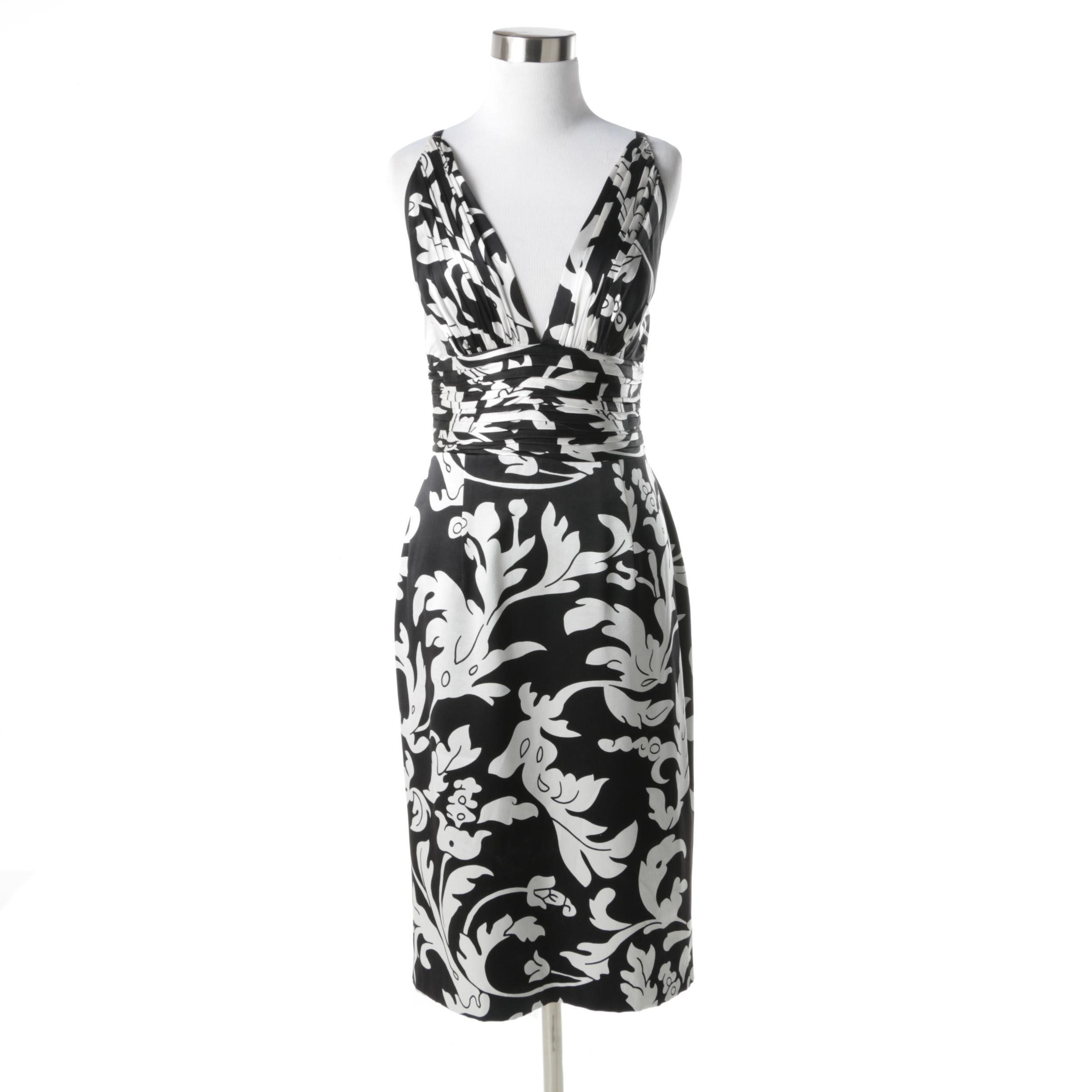 Dina Bar-El Silk Dress