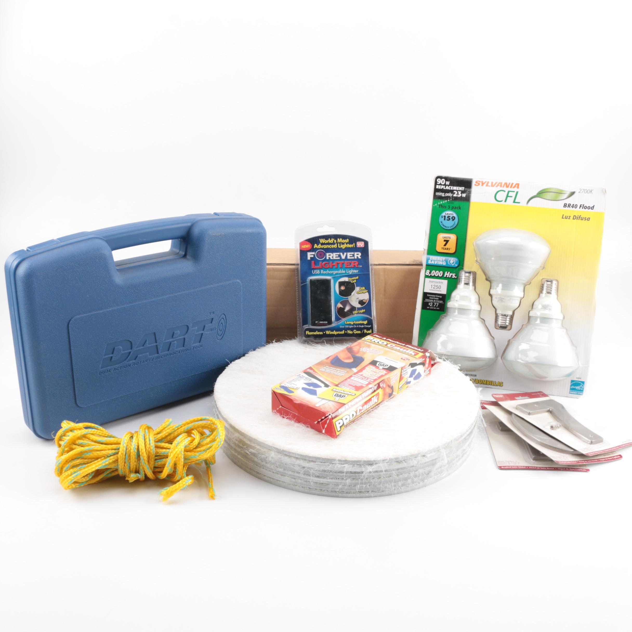 Assorted Home Maintenance Items