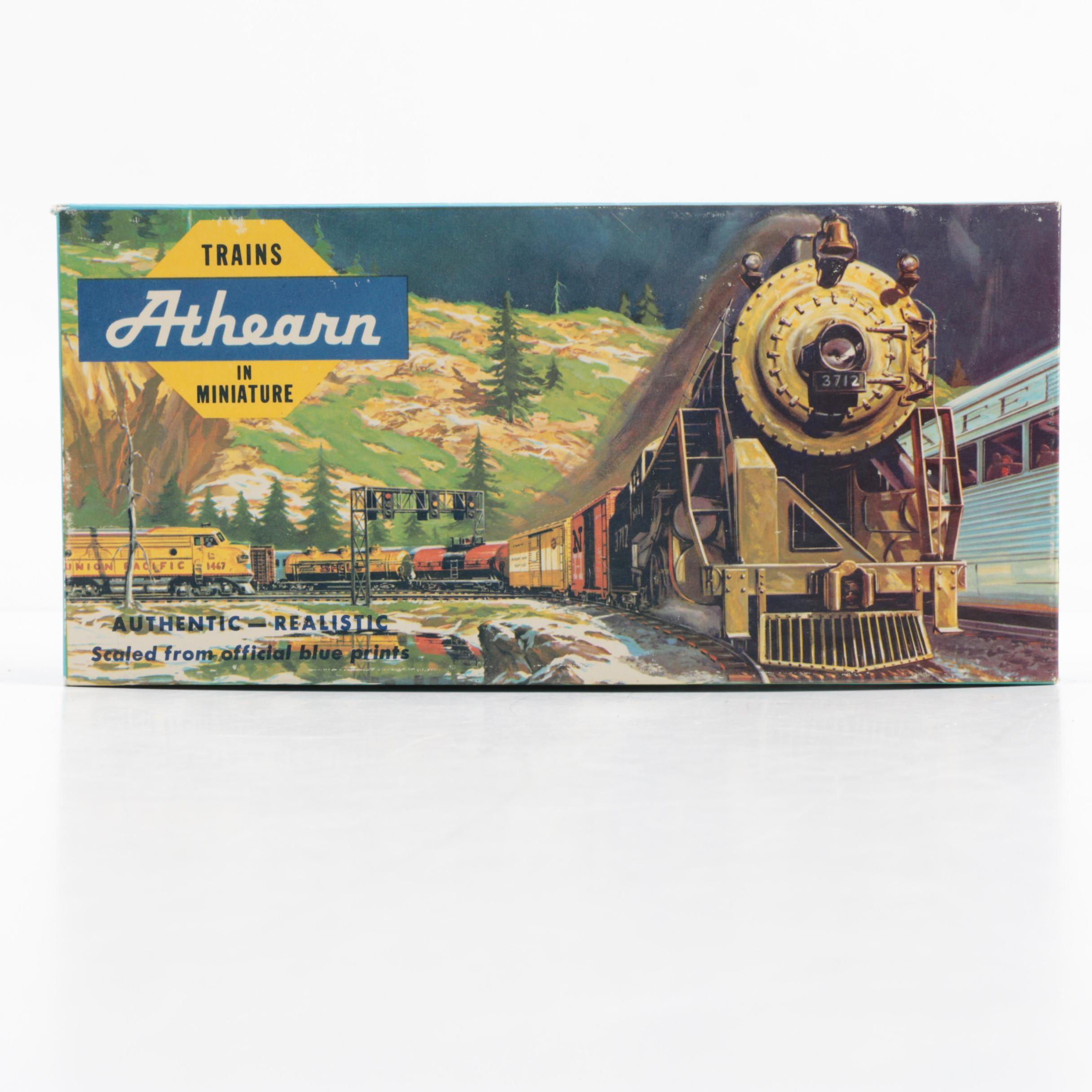 "Athearn ""Blue Box Kit"" Model Train"