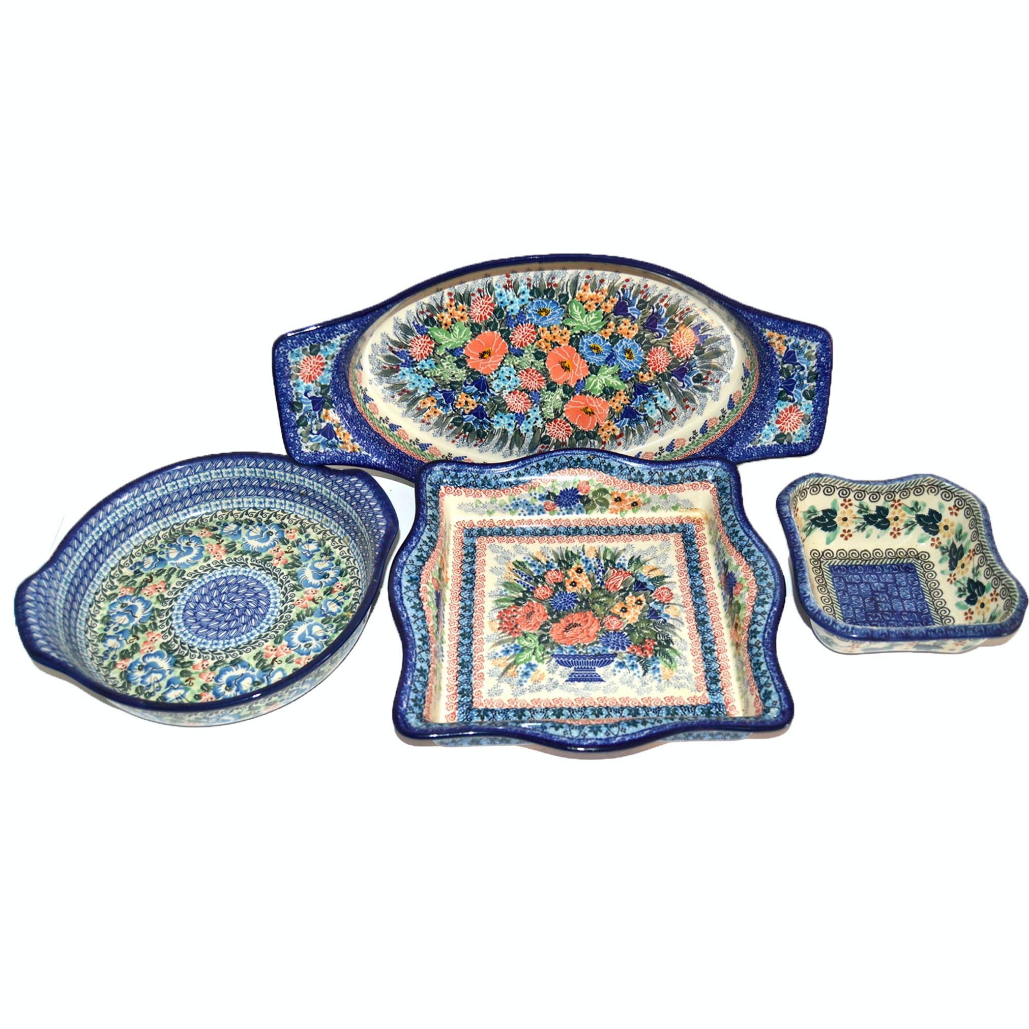 Unikat Hand-Made Polish Pottery