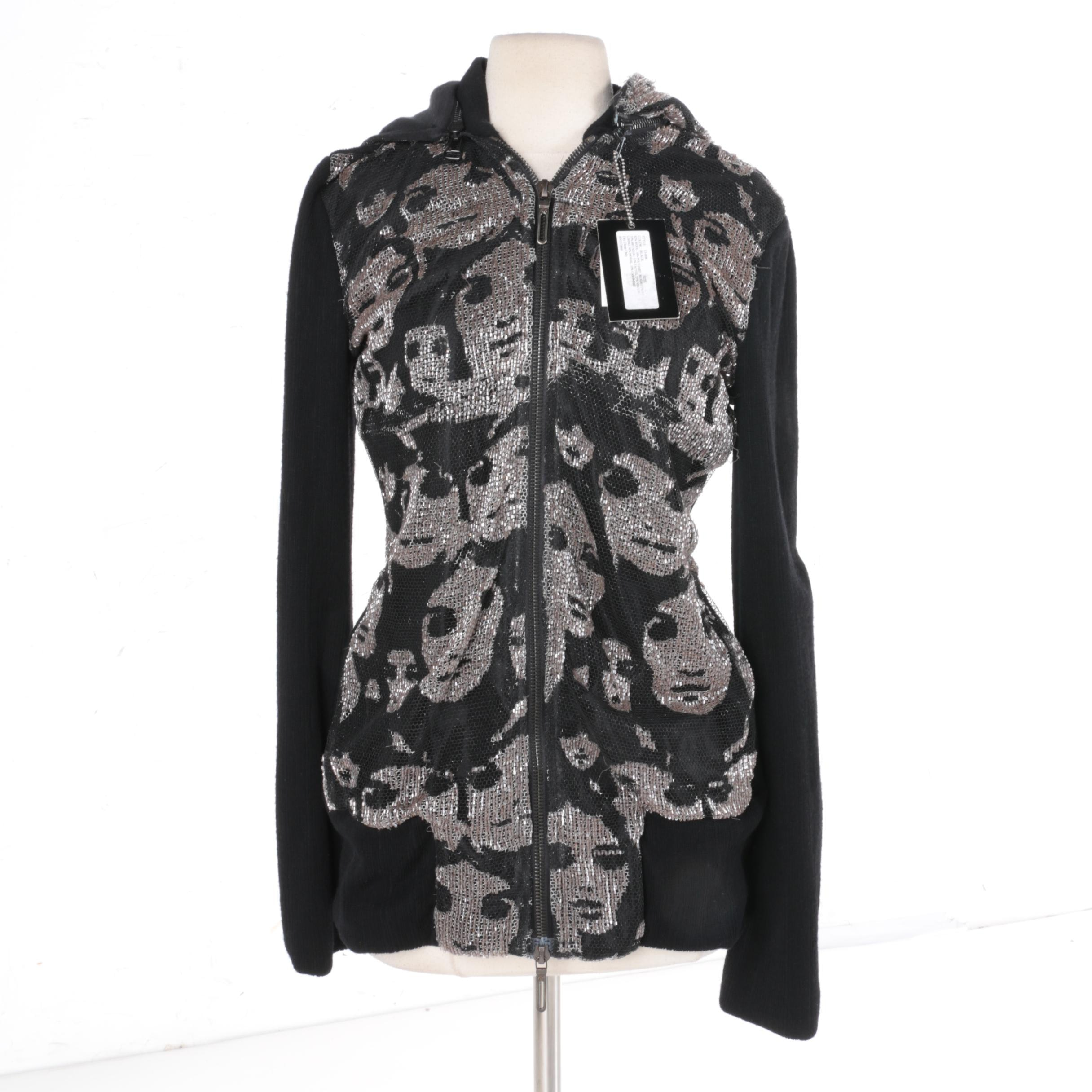 Women's Cosa Nostra by Jeffrey Sebeila Hooded Jacket