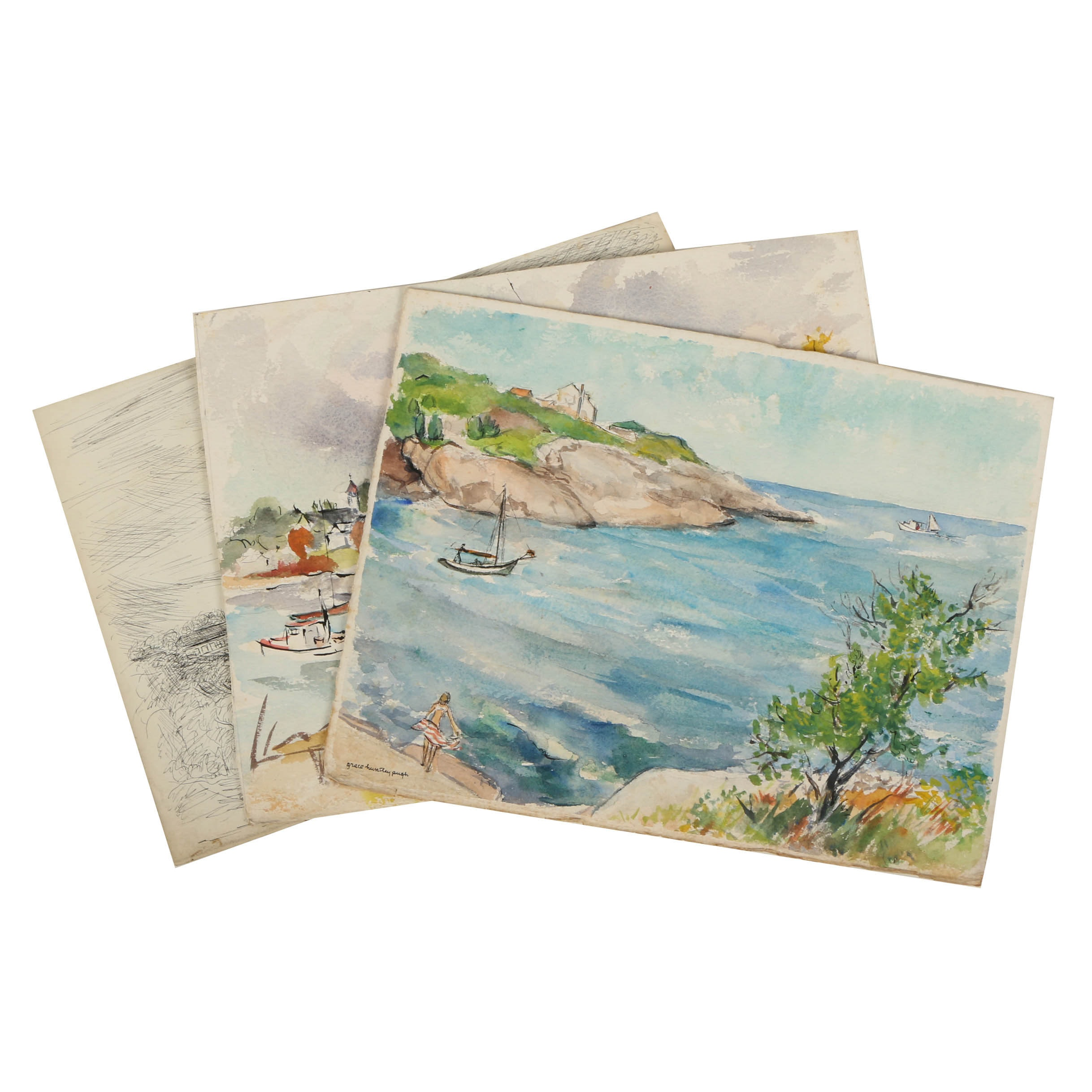 Collection of Landscape Scenes