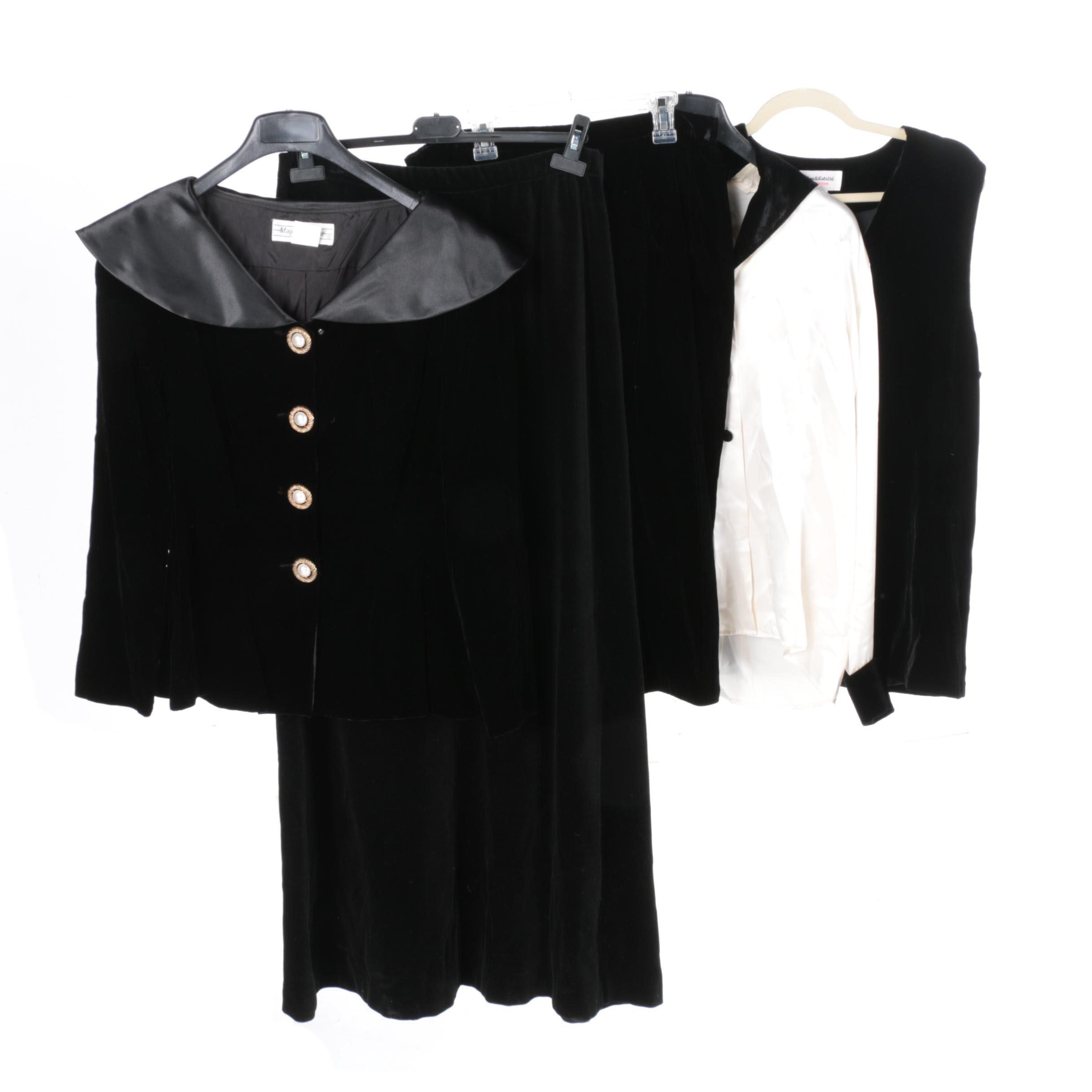 Women's Vintage Occasion Clothing