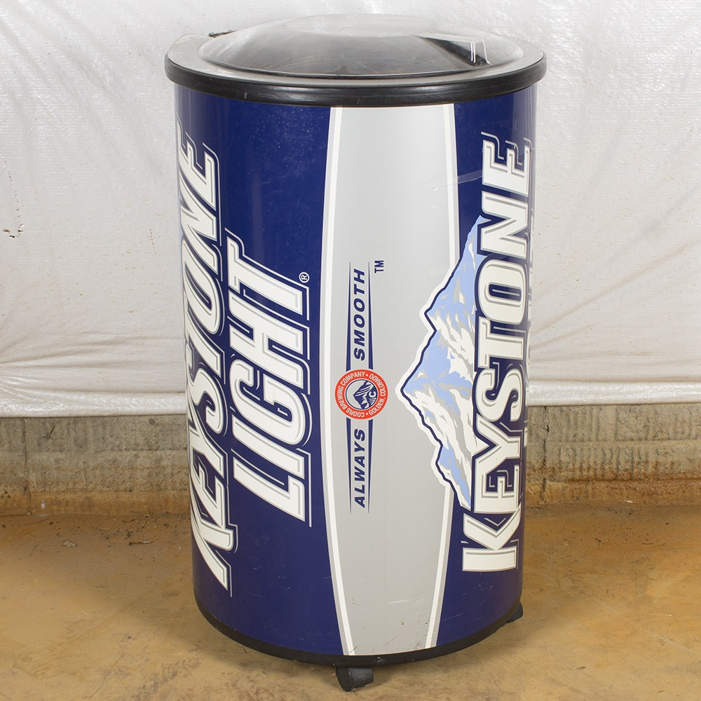 Keystone light cooler